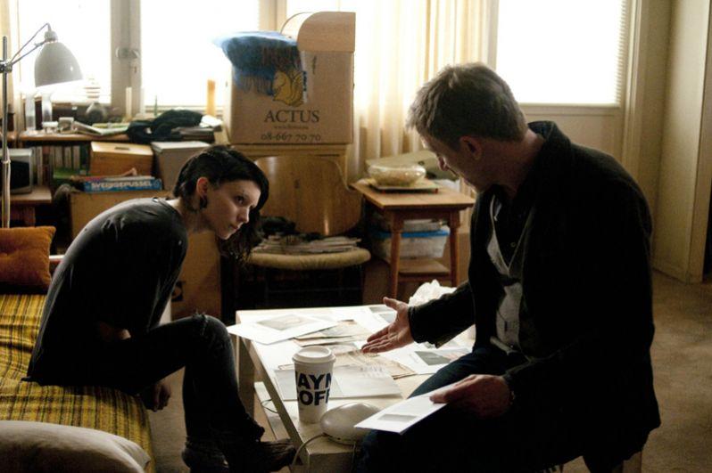 В 2011 году он снялся в детективном триллере «Девушка с татуировкой дракона» по одноименной книге шведского писателя Стига Ларссона. Партнершей Крэйга по фильму стала американская киноактриса Руни Мара.