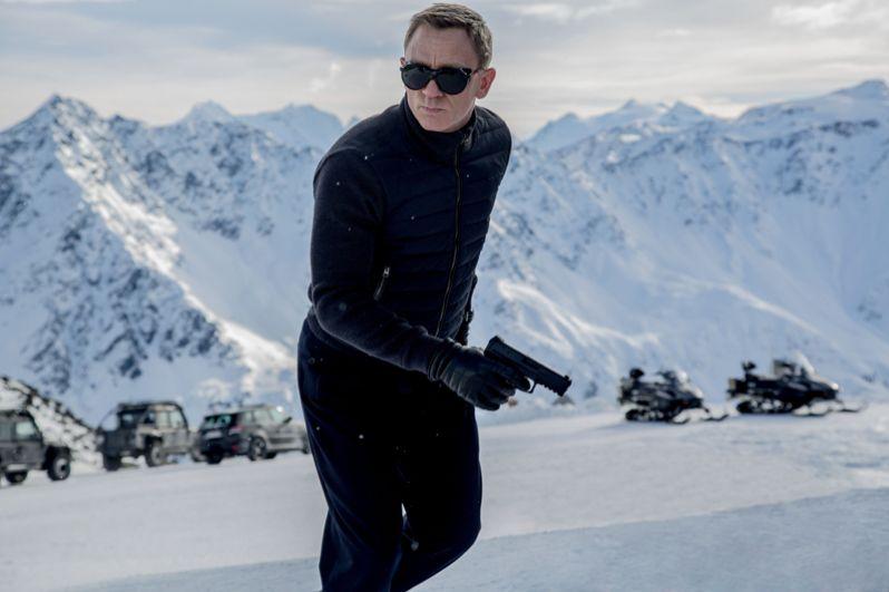 «007: Спектр» (2015).