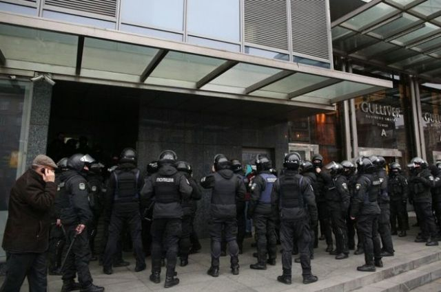 Ситуация вокруг редакции «Вестей» накаляется
