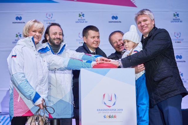 Авербух пообещал, что через год в Красноярске будет волшебство.