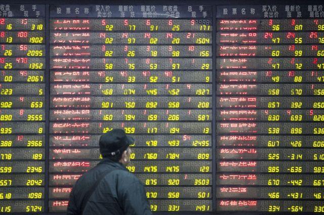 07:29 09/02/2018<br /> 0<br /> 18</p> <p>Китайские фондовые биржи рухнули следом за американскими  </p> <p>Основные индексы упали на 2,7%-5,2
