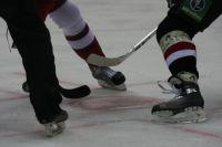В день открытия состоялся первый традиционный турнир по хоккею.