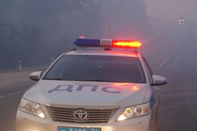 ВДТП с«КАМАЗом», автобусом итроллейбусом пострадал шофёр фургона