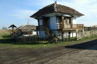 За несколько месяцев в донской степи выросла казачья станица.