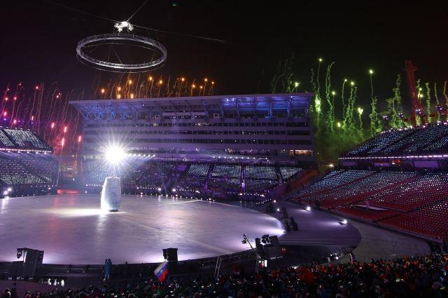 В Пхенчхане проходит церемония открытия Олимпиады-2018