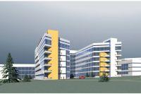 На строительство онкоцентра Калининграду выделено более 3 млрд рублей.