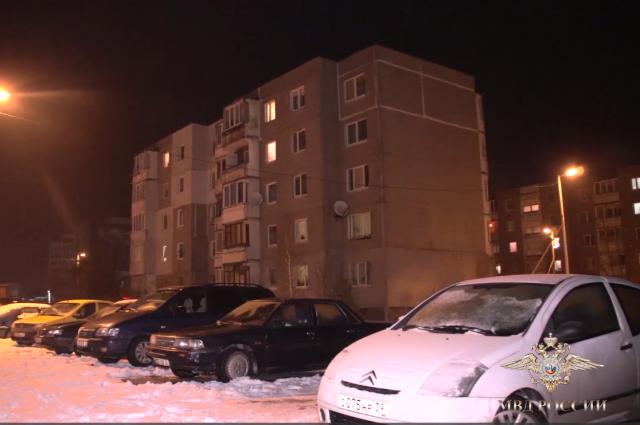 В Калининграде школьники помогли задержать воров-верхолазов.