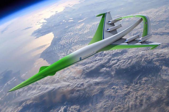 Специалисты уже начали проектировать самолет будущего.
