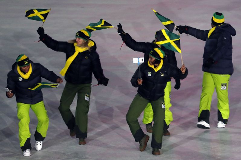Ямайка. Дебютировала на зимних Играх в Калгари и с тех пор пропустила только Олимпиаду 2006 года в Турине. Ямайку на зимних Олимпиадах представляет в основном только бобслейная команда.