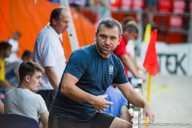 Евгений Вареница: Украине необходимы крытые манежи для пляжных видов спорта
