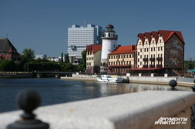 Ремонт моста «Медовый» в Калининграде продлится почти год.