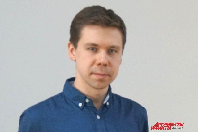 Евгений Пепеляев занял первое место в номинации «Педагог дошкольного образовательного учреждения».