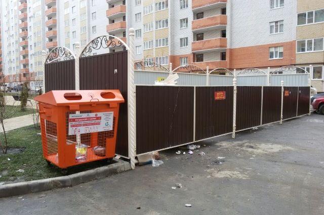 Нынешние контейнеры для раздельного сбора мусорных отходов появились вСтаврополе
