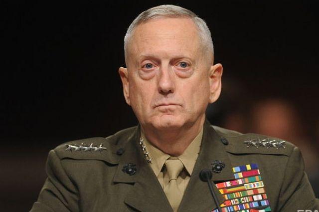 Министр обороны США поторопил Украину  с принятием закона о нацбезопасности