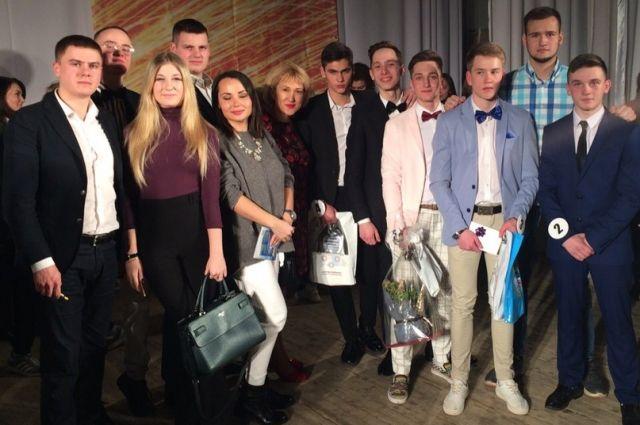 """Все участники конкурса """"Мужской сезон-2018""""."""