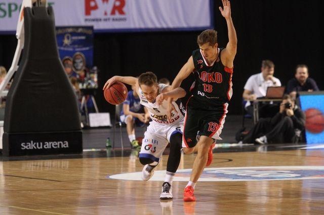 Баскетболисты «Локомотива-Кубани» выиграли Кубок Российской Федерации
