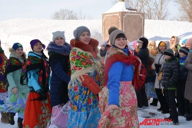В городе ожидаются народные гуляния в честь праздника.