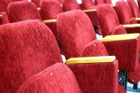 В декабре в ДК открыли кинозал.