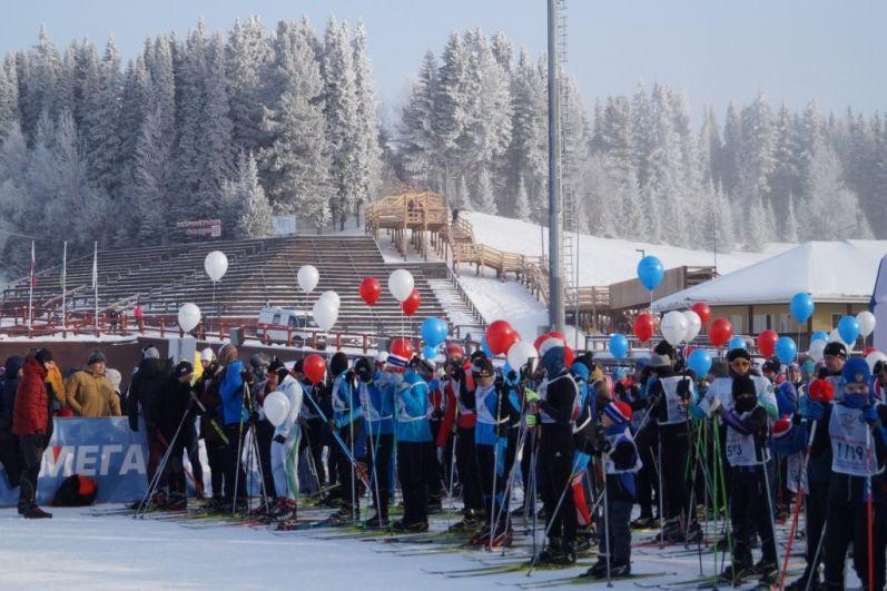 Соревнования прошли 10 февраля в Центре зимних видов спорта им. А.В. Филипенко