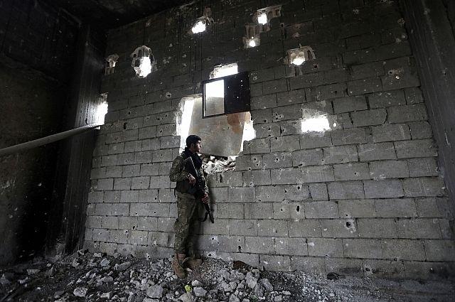 «Оливковая ветвь» вАфрине: вТурции отчитались обуспехах понейтрализации боевиков