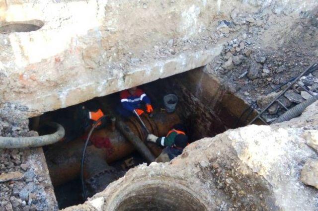 ВПерми из-за коммунальной трагедии больше 12 тыс. человек остаются без воды
