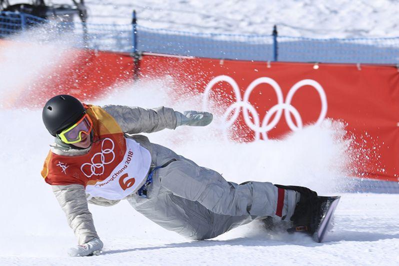 Сноубордист из США Редмонд Джерард получил первую золотую медаль в дисциплине слоупстайл.
