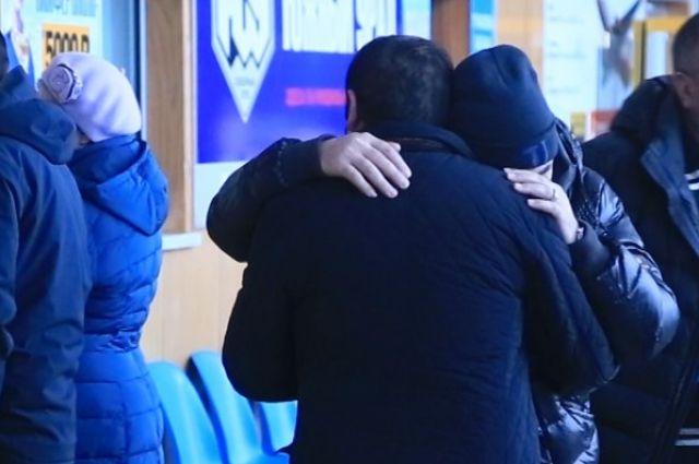 Житель россии  сказал , как непопал наразбившийся Ан-148— Спасла машина