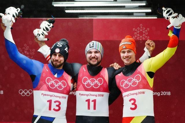 Репилов: битва заолимпийское золото после 2-х заездов не завершается