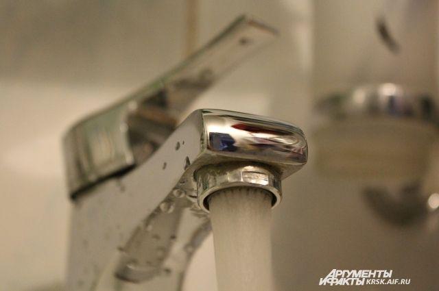 В ближайшее время холодная вода поступит в квартиры.