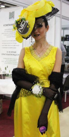 В донской столице завершились 22-я специализированная выставка индустрии красоты «Шарм».