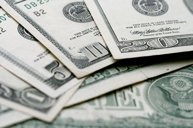 Центробанк: Стоимость одного доллара в 2020г составит приблизительно 68 руб.