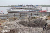 Причалят ли летом теплоходы к обновлённой Нижневолжской набережной?