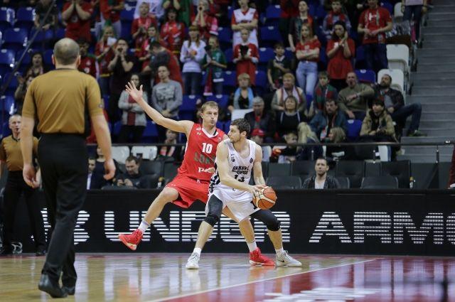 Баскетбольный клуб «Нижний Новгород» проиграл финал Кубка России.