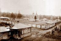 С этой обители более ста лет назад начинался город Дивногорск.