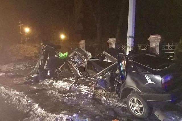 Устроивший смертельное ДТП в Ушаково не имел водительских прав.