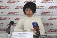 Елена Федорова.