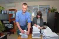 Сотрудники мэрии проверяют полученные заявки.