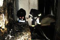 В Хмельницком загорелся отель: постояльцы узнали о пожаре от спасателей