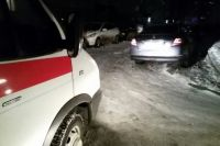 В Тюмени бригада скорой помощи спасла женщину от инсульта