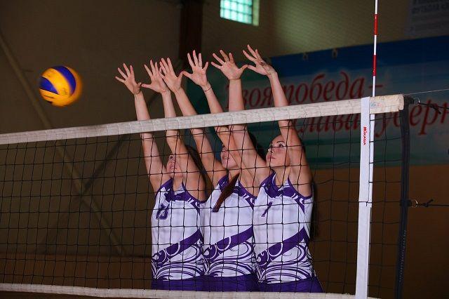 Пензенские волейболистки в числе аутсайдеров.
