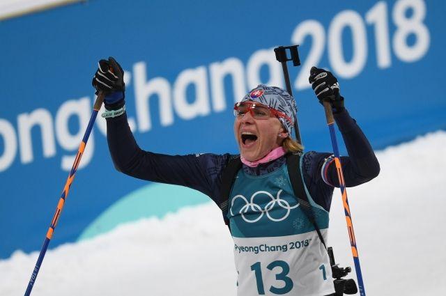 Немка Дальмайер назвала золото Олимпиады самым большим успехом в карьере