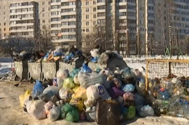 В Украине для экономии газа планируют сжигать мусор