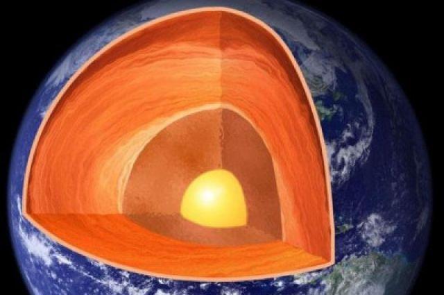 Ученые: Физика не может объяснить, как возникло твердое ядро Земли