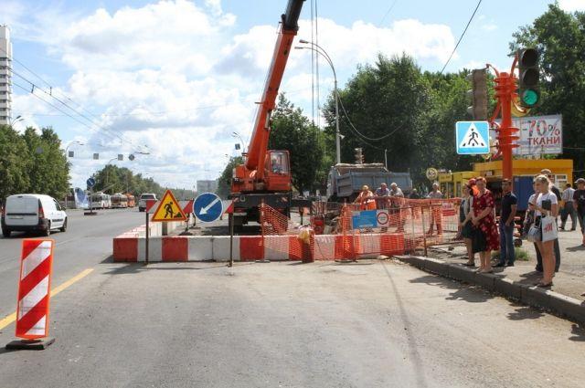 В администрации Кемерова рассказали, когда начнется ремонт дорог .