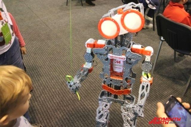 в Омске пройдет фестиваль робототехники.