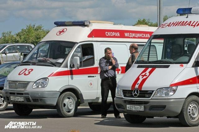 Нижегородка попала в больницу после катания на «ватрушке» с горки.