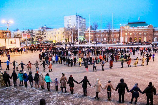 Глобальный ёхор пройдёт в Иркутске в седьмой раз.