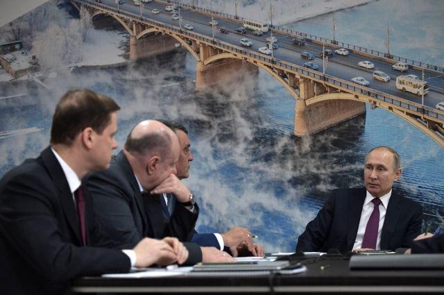 Стратегии и идеи, представленные в отчёте Владимира Рашевского, нашли отзыв и у президента.