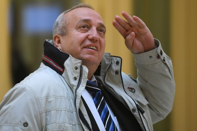 Франц Клинцевич уходит с поста первого зампреда оборонного комитета Совфеда