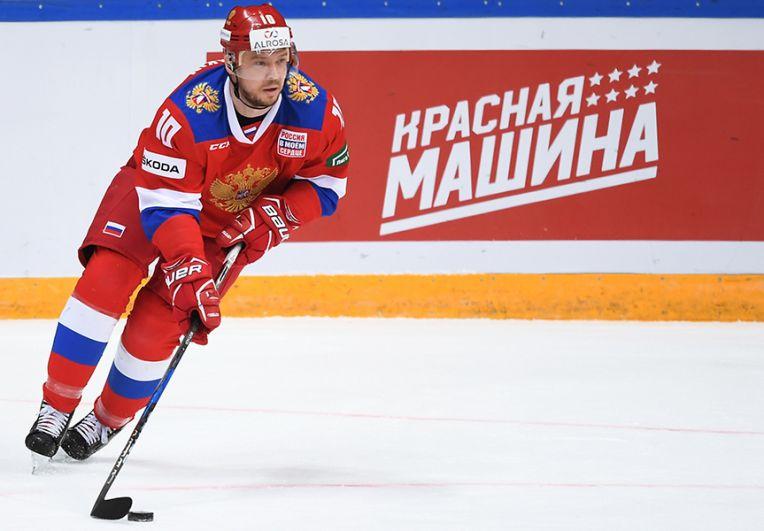Сергей Мозякин («Металлург»).